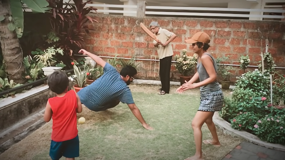 Old Habits Come Alive in India Gate Basmati Rice's #FilmFromHome