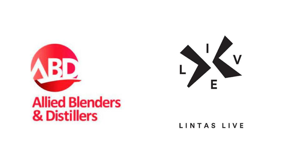 Lintas Live Named PR Firm for Allied Blenders and Distillers Pvt. Ltd.