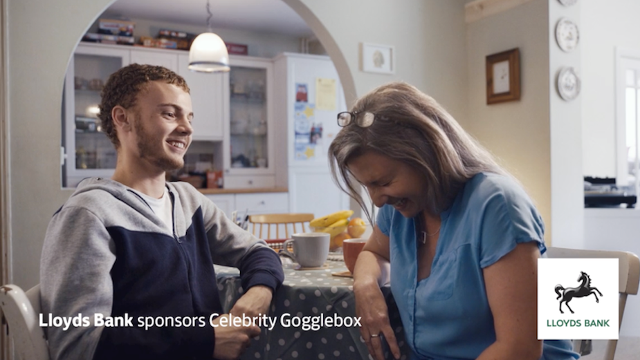 Lloyds Bank Sponsors Channel 4's Celebrity Gogglebox in First Ever TV Sponsorship