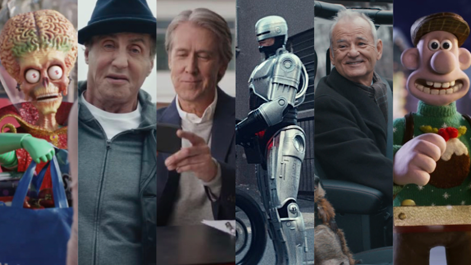 From RoboCop to Groundhog Day: The Top 10 Licensed IP Campaigns of 2020