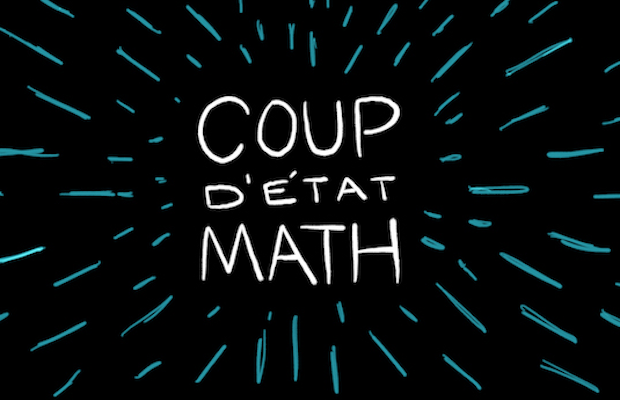 Sai Selvarajan's Animated Film 'Coup d'état Math' Wins SXSW Special Jury Recognition