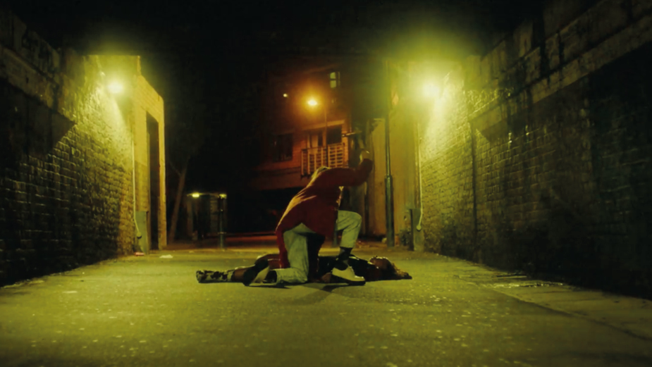 Thomas James Takes Inspiration from Martin Scorsese for Bloody Lucy Blue Music Video