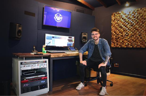 Designing A New Sound Studio: Jungle's Luke Isom Ticks Off Another Intriguing Bucket List Item