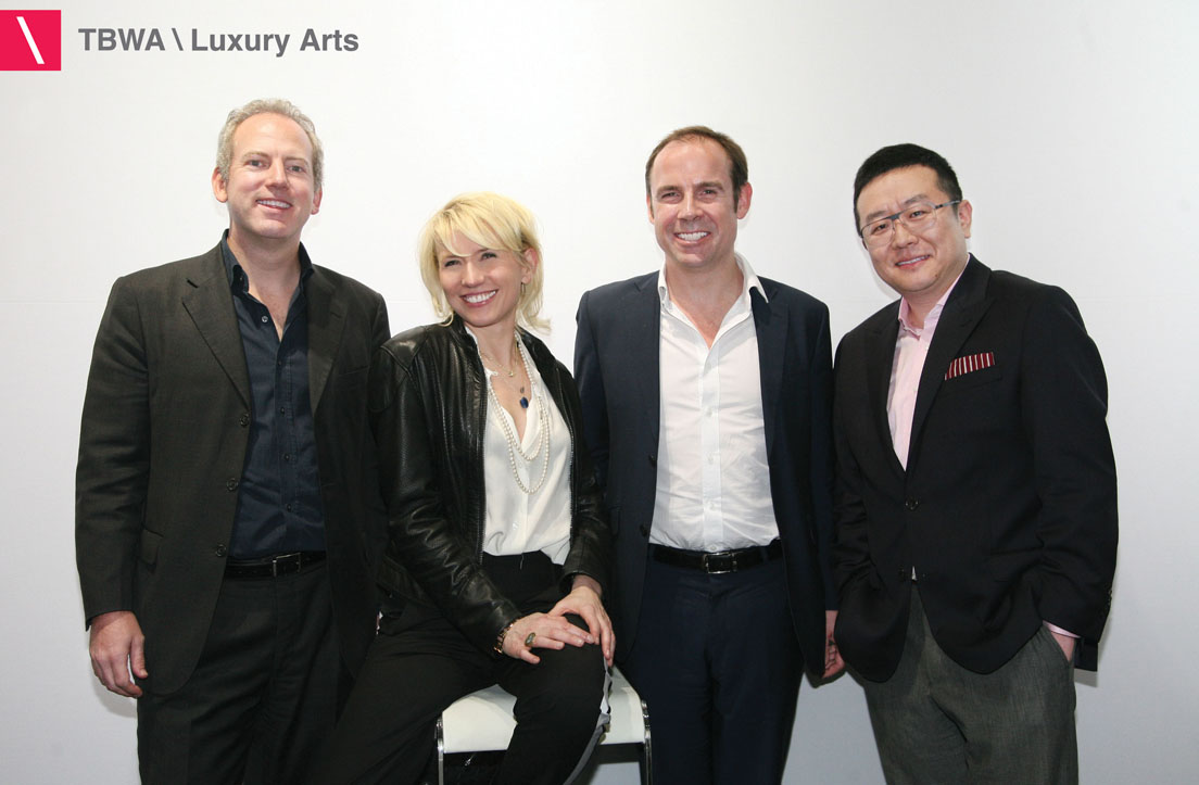 TBWA\ Launches Luxury Arts Practice In China