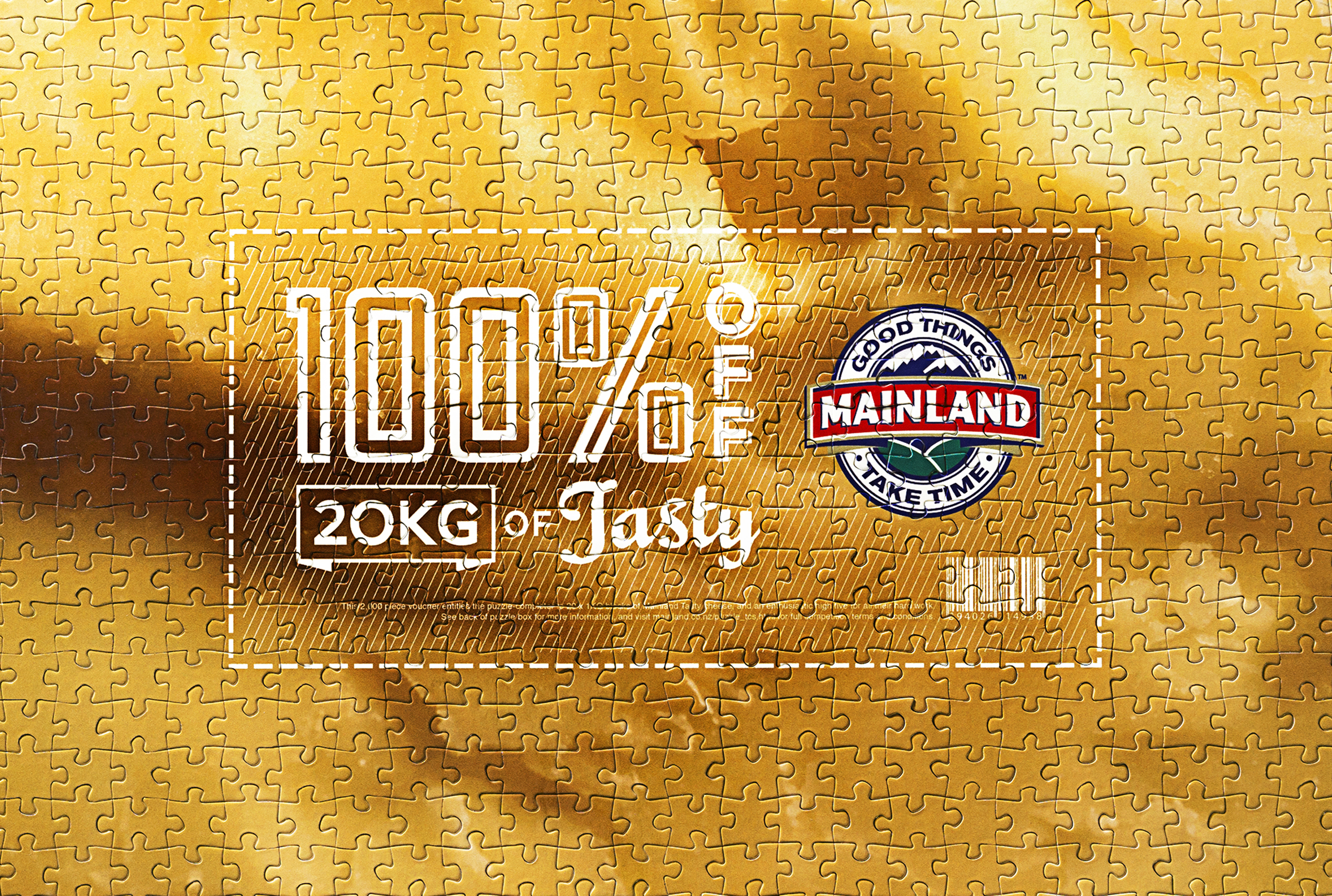 Mainland Launches The Mainland 2,000-Piece Voucher