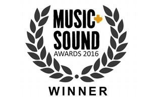 Factory Picks Up Three Awards at International Music & Sound Awards