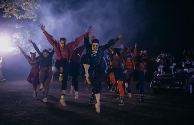 Loïc Nottet Gets Spooky For Bombastic Musical Short 'Candy'