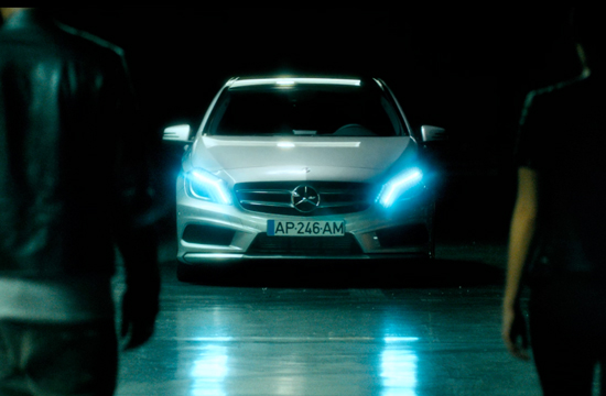 #YOUDRIVE... Mercedes-Benz's Innovative Campaign