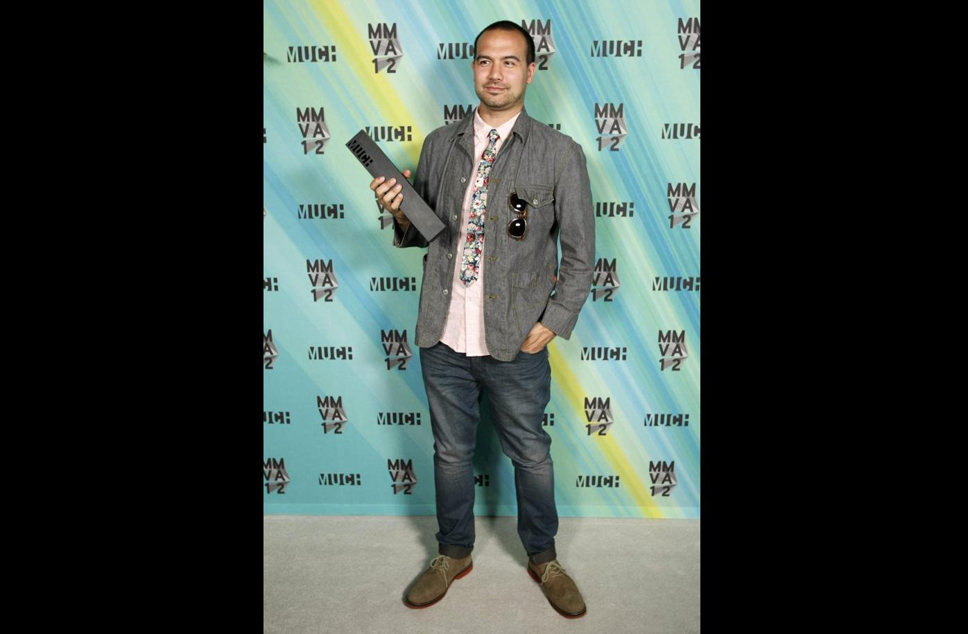 Twist Director Wins At 2012 MuchMusic Video Awards