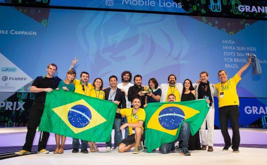 Peru, Brazil & Australia Romp Home with Grand Prix in Media, Mobile & Outdoor at Cannes