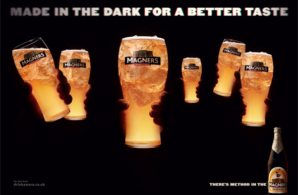The Red Brick Road And Magners launch 'Made in the Dark for a better taste'