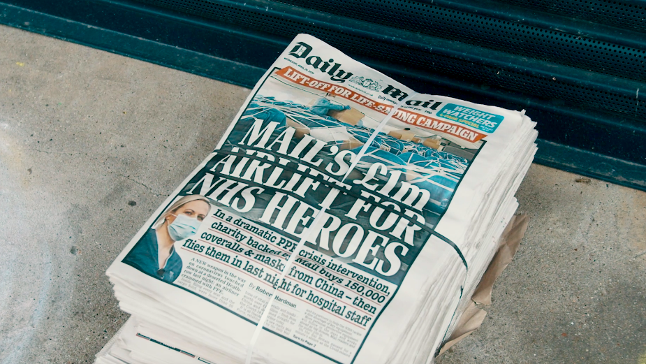 Mail Newspapers Appoints St Luke's to Advertising Account