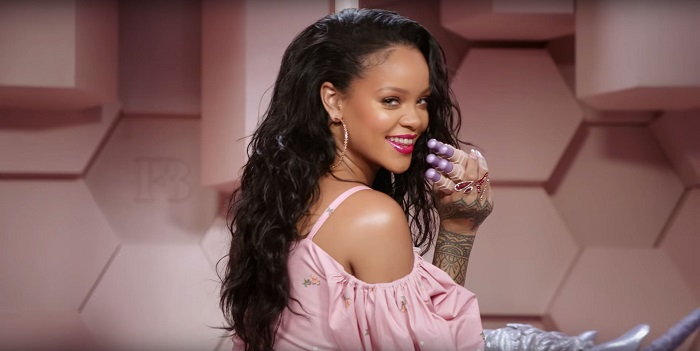 Rihanna and Sephora Launch Fenty Beauty with the World's First Live-Created Fan Film