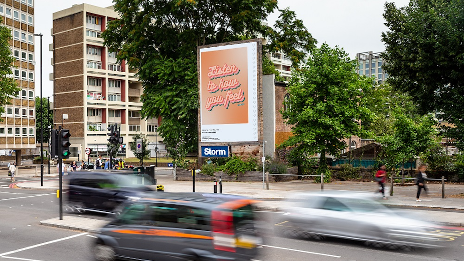 Mental Health Takes Centre Stage for Pocc x Clear Channel Art Fund Public Artworks Series