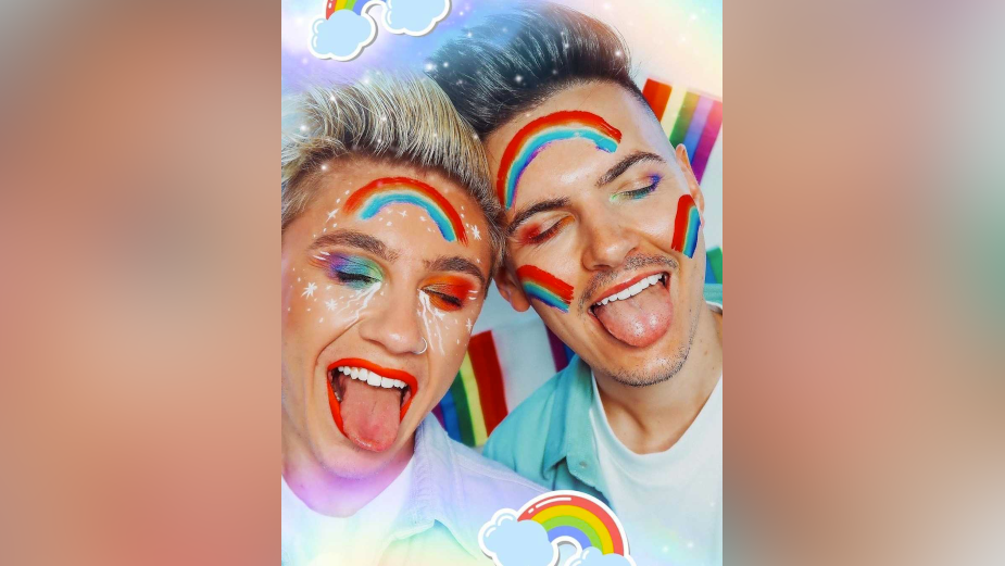 Meet the Creators x Pride: Matthew and Ryan