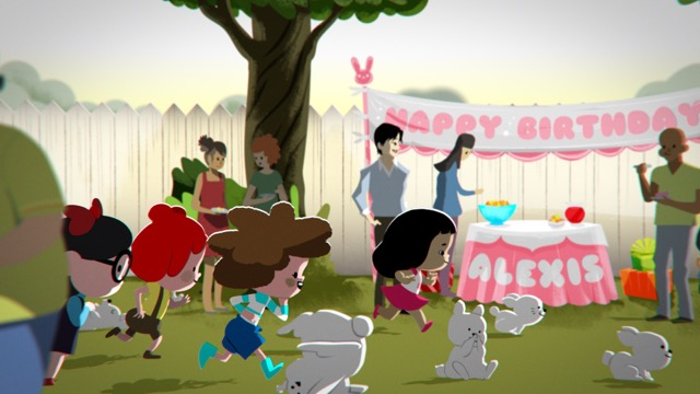 World Famous Animates Original Short for Six-Year-Old Cancer Sufferer