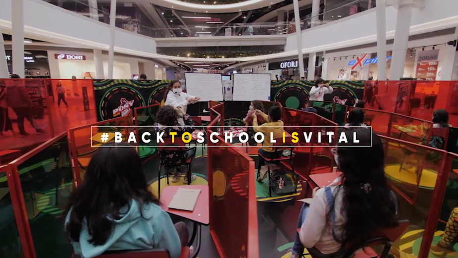 Pony Malta's Shopping Center School Makes Education More Accessible