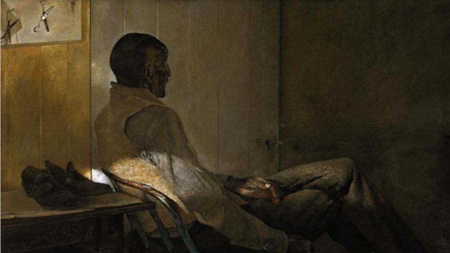My Creative Hero: Andrew Wyeth