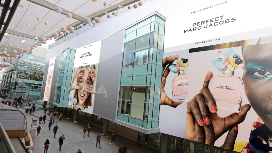 Perfect Marc Jacobs Out of Home Campaign Celebrates Self-Love, Authenticity and Individuality