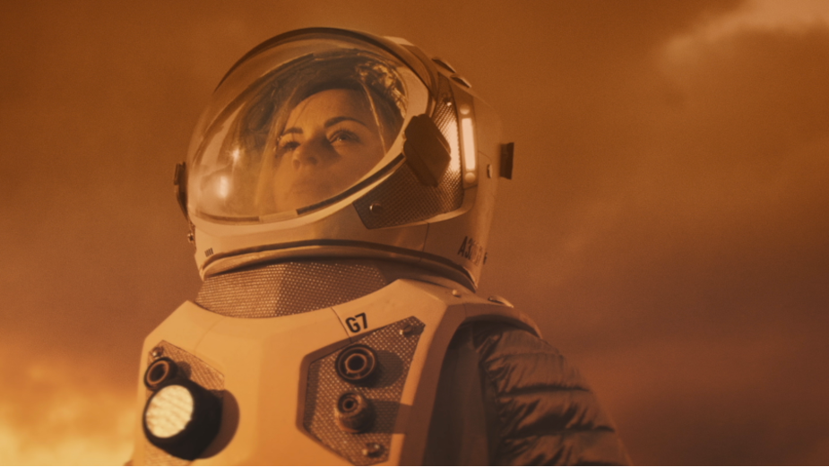 Greta Thunberg's Fridays For Future Unveils Satirical Tourism Ad for Mars