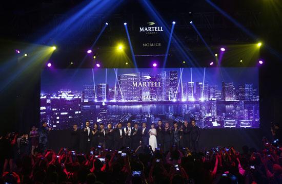 Martell Noblige Gala Event