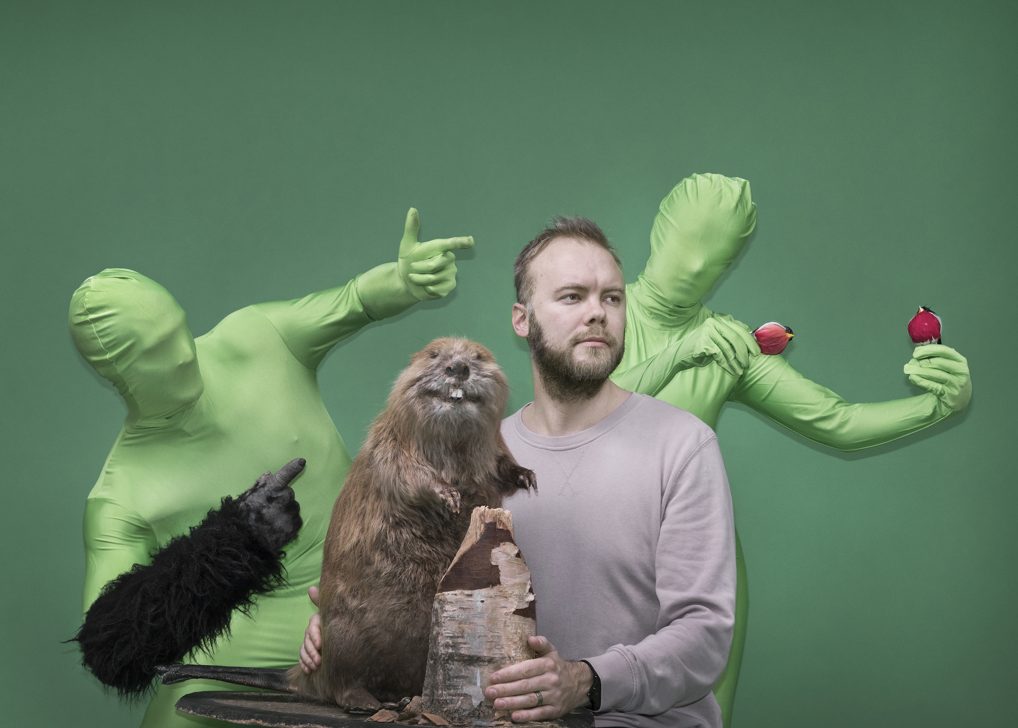 Director Martin Åkerhage Signs to Hobby Film