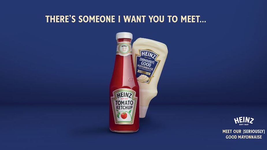 Heinz Plays Matchmaker with Seriously Good Mayonnaise in Cheeky Campaign