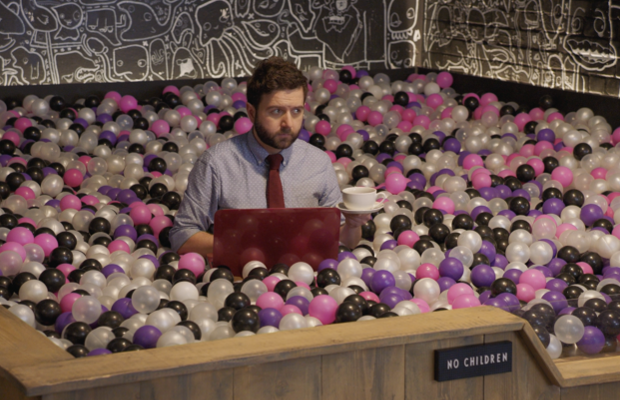 McCafé Gets Back to Poking Fun at Coffee Shop Clichés