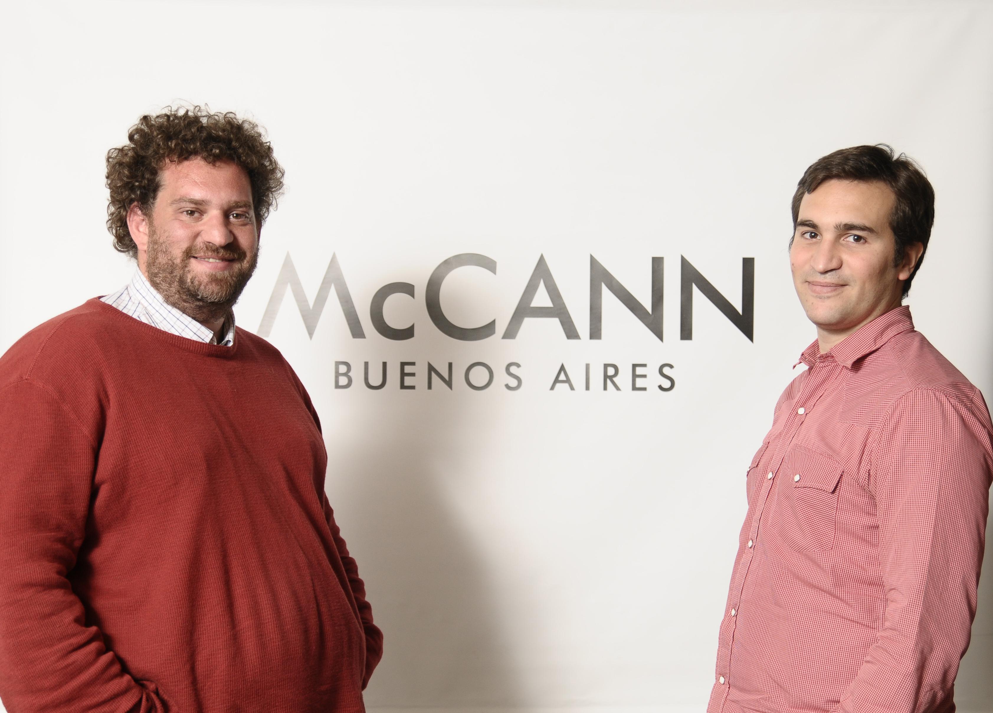 McCann Buenos Aires creates Creative Technological Unit