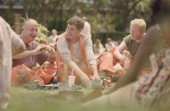 Leo Burnett Hosts a 'Sun Party' for McDonald's