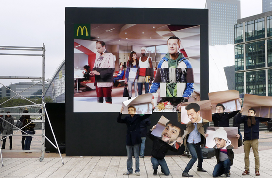 """McDonald's & BETC New Chapter Of """"Come as you are"""" Campaign."""
