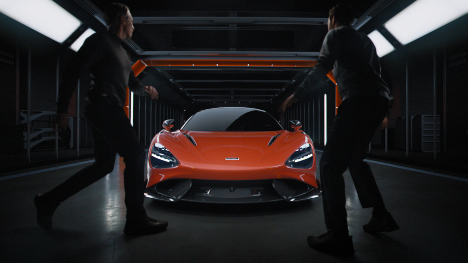 McLaren Lightens the Load of Supercars in Fearless Campaign