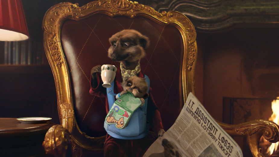 The Meerkats Lend a Helping Hand in Compare the Market Spots
