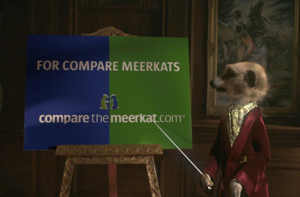 Simples! How a Dodgy Pun Gave Us More Than a Decade of Compare the Meerkat