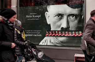 How Ogilvy Berlin Is Reclaiming 'Mein Kampf' from Extremists