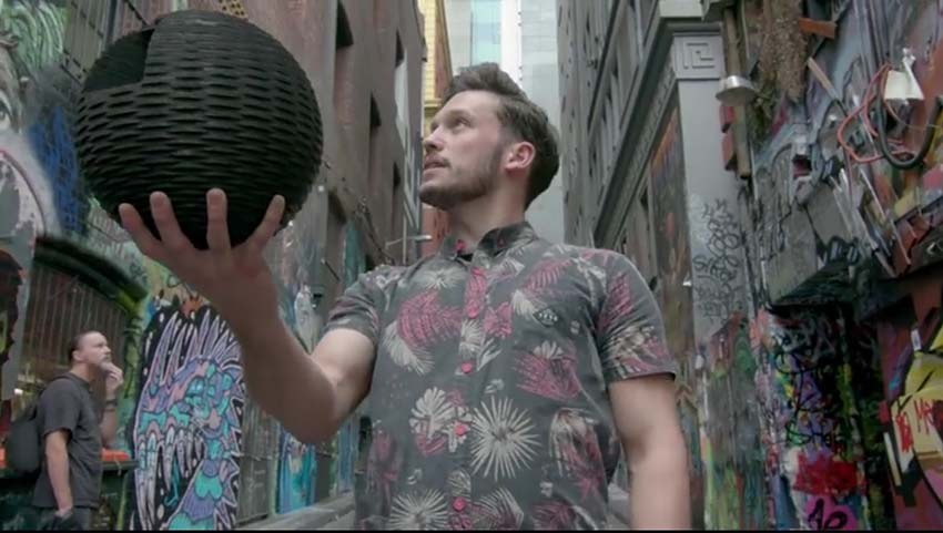 Tourism Victoria launches new live streaming games via Clemenger BBDO, Melbourne - and Melbourne is the playing field