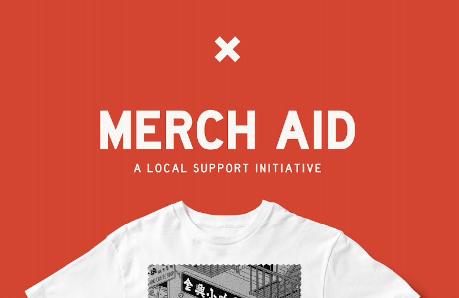 Top Designers Team up with Small New York Businesses for Merch Aid
