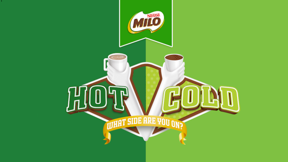 MILO Asks You to Take a Side in 'Hot v Cold' Campaign