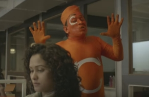 L&K Saatchi Employs Mime Madness for Latest Citrus Pay Campaign
