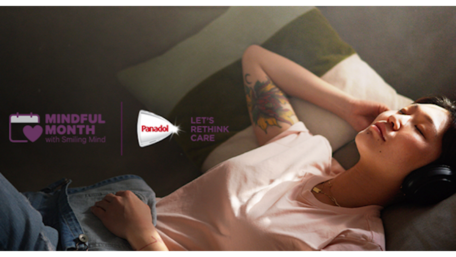 Panadol Partners With Smiling Mind to Help Australians Rethink Self-Care