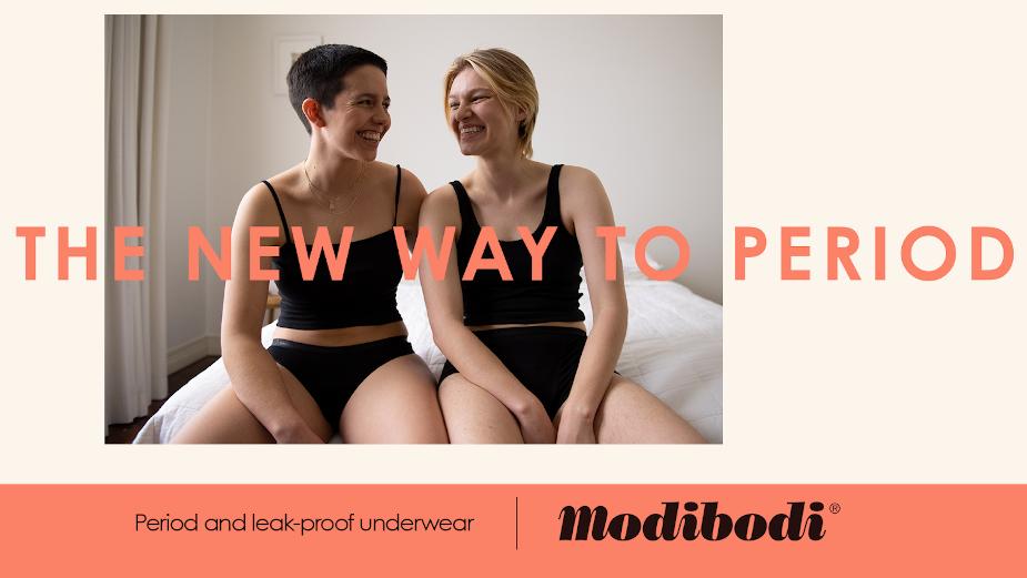 Modibodi Fights Period Taboo's with Progressive Campaign 'The New Way to Period'