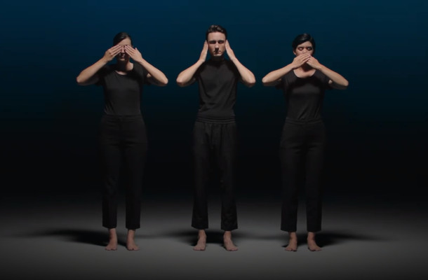 'Three Wise Monkeys' Video Wins European Commission Competition to End Violence Against Women