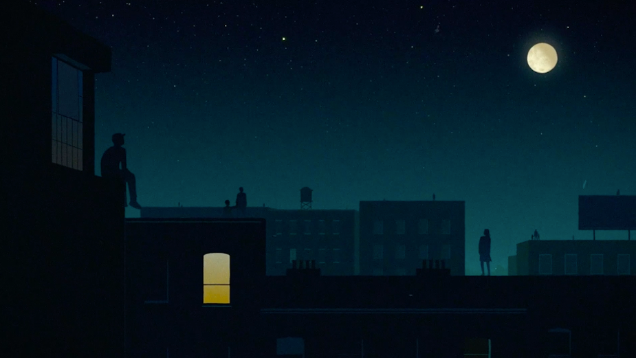 Motionpoems Captures Quiet Resolve in Powerful Animated Short 'On Lockdown'