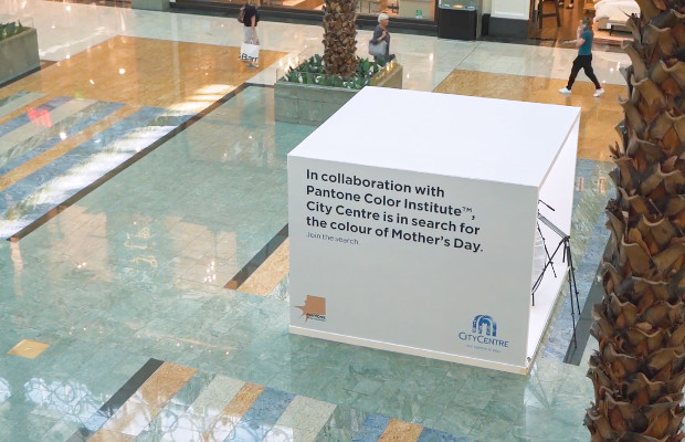Chain of MENA Shopping Malls Finds the Colour of Mother's Day