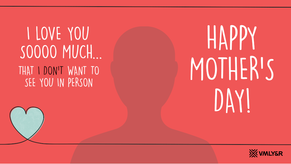 VMLY&R Spreads Some Cheesy Cheer This Mother's Day with the Mum-E-Cards