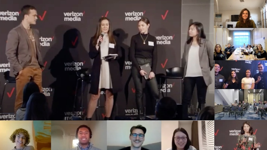 Verizon Media Academy Comes to a Close with Pitch-off for Musicians Making A Difference