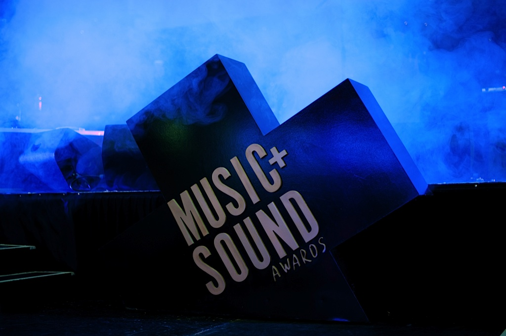 GOLDSTEIN Shortlisted for Best Re-record or Adaptation at UK Music+Sound Awards