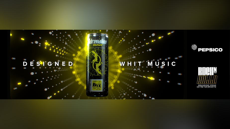 Energy Drink Brand Adrenaline Rush Has Music in Mind for Limited Edition Cans