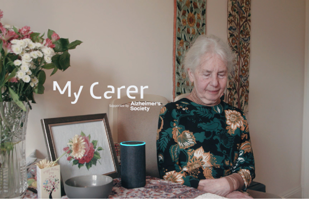 Alexa Skill Helps People Living with Dementia Stay Independent
