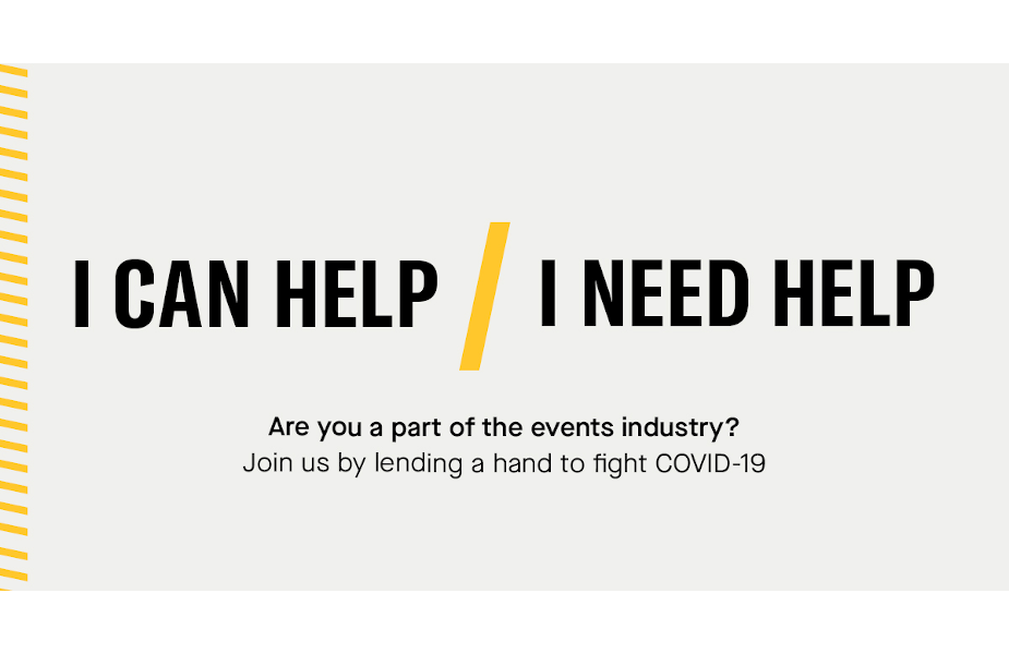 N/A Collective Brings Together Event Marketing Industry to Help Fight Covid-19